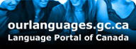 Language Portal of Canada logo