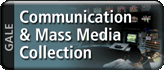 Gale Communication & Mass Media Collection logo