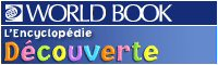 World Book Encyclopedie Decouverte logo