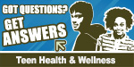Teen Health and Wellness logo
