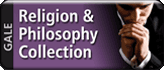 Gale Religion and Philosophy Collection logo