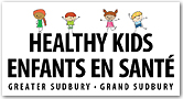 Healthy Kids Greater Sudbury logo