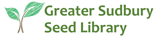Greater Sudbury Seed Library logo