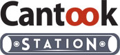 Cantook Station logo