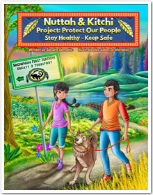 Cover of Nuttah & Kitchi Ebook