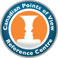 Canadian Points of View Reference Centre logo