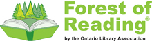 Forest of Reading® by the Ontario Library Association logo