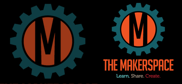 The Makerspace. Learn. Create. Share.