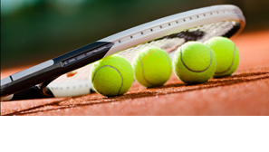 Tennis Equipment Lending Program