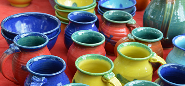 Winter Pottery Show and Sale