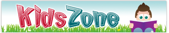 banner for Kids Zone