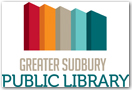 Greater Sudbury Public Library logo