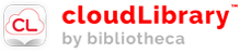 Logo : cloudLibrary