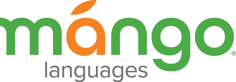 Mango Languages logo.