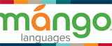 Logo de Mango Languages